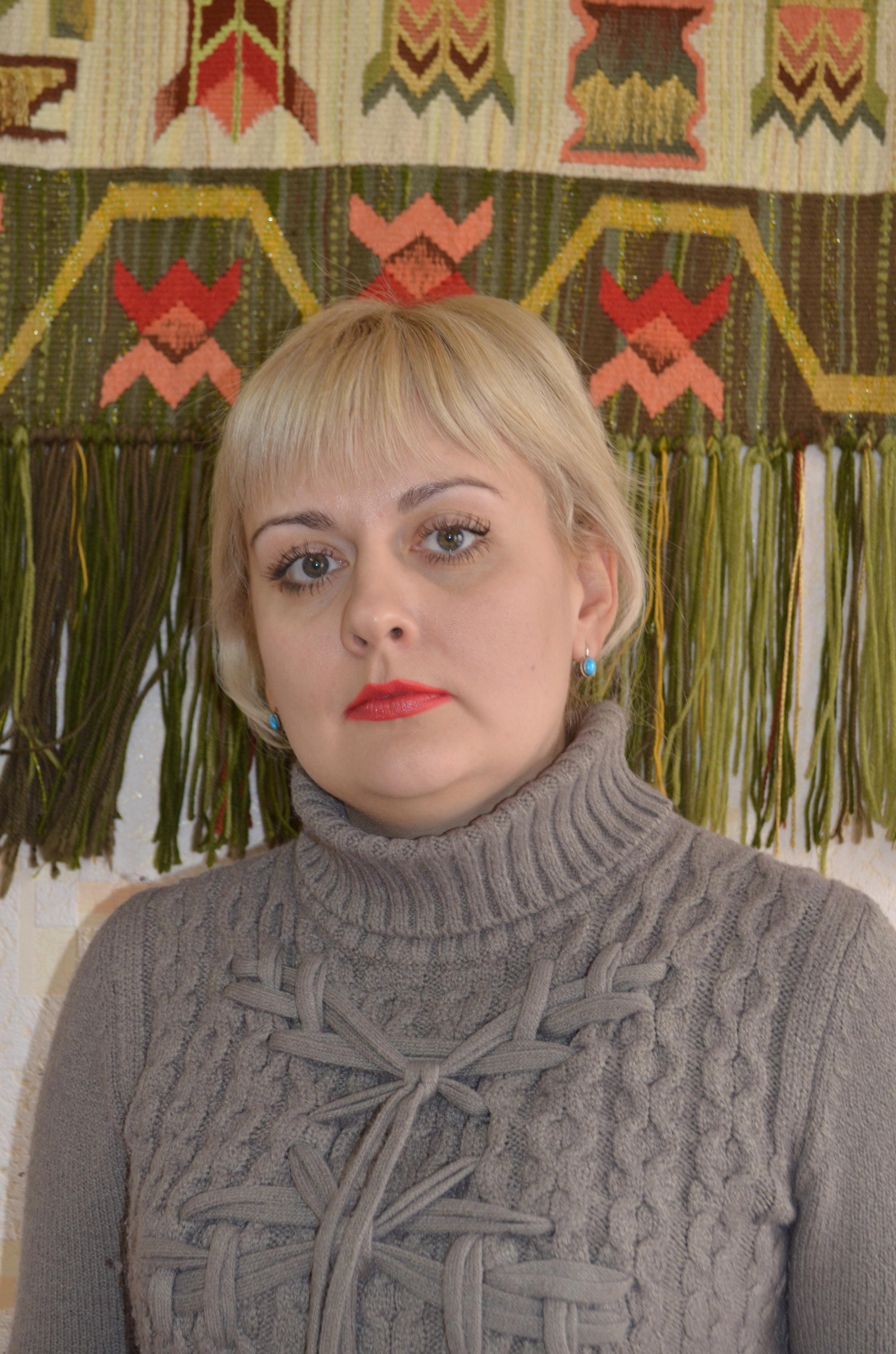 Смольнікова Анастасія Володимирівна